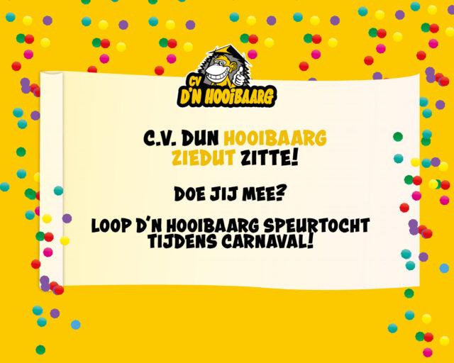 Cv Den Hooibaarg